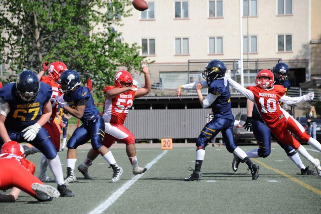 U20 Helsinki Wolverinen vs Helsinki Roosters